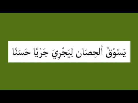 Lagu Anak-anak Bahasa Arab - Delman | الأغنية العربية