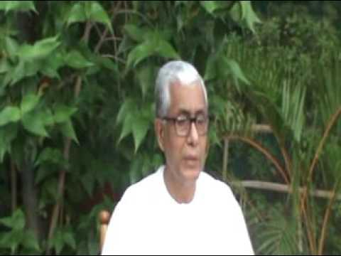 CM Manik Sarkar's press meet about IPFT issue
