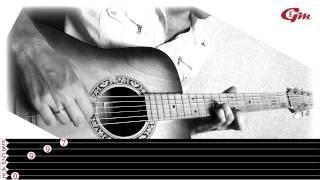 Tutorial: Gypsy lady on guitar.(Цыганочка на гитаре видео разбор). Lesson 1