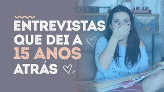Chiquititas, Chegada na Globo, Virgindade... e MUITA FOTO engraçada!