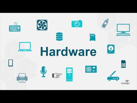 What Is Hardware? What's The Difference Between Hardware And Software?