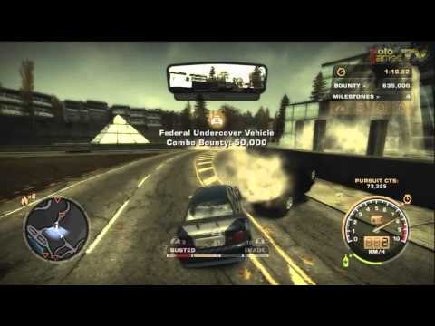 Need for Speed: Most Wanted Xbox 360 - Final Pursuit