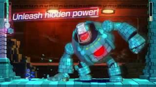 Mega Man 11  - Gameplay Walkthrough Trailer E3 2018
