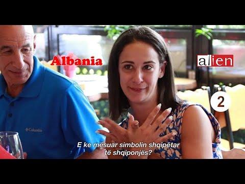 Alien -A typical day for an alien in Albania - Një ditë e zakonshme për një alien në Shqipëri - ep 2