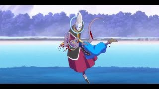 Whis Kills Beerus at the End of Power Tournament