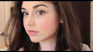 One of Chloé Zadori's most viewed videos: GRWM For Spring: Everyday Glowing Makeup | Chloé Zadori