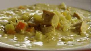 How to Make Indian Inspired Mulligawtawny Soup