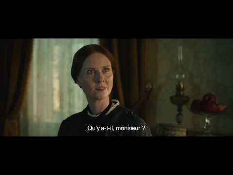 EMILY DICKINSON, A QUIET PASSION de Terence Davies - bande-annonce