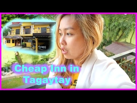 Budget Rooms in Tagaytay!