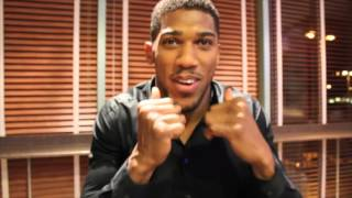 ANTHONY JOSHUA-