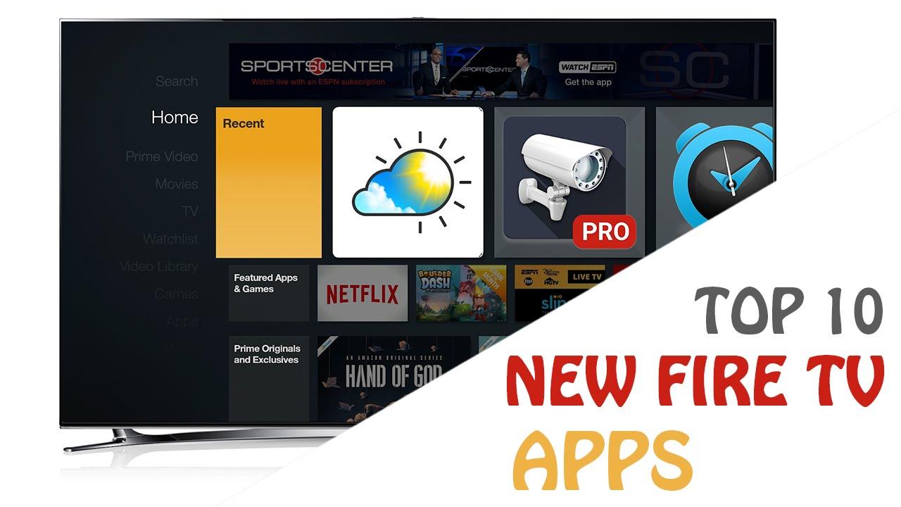 fire tv stick apps löschen