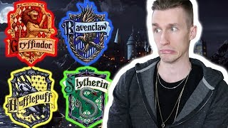 Sorted Into My Harry Potter House! + Giveaway