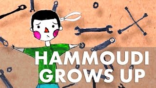A Syrian Refugee: Hammoudi Grows Up