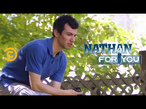 Nathan For You  Petting Zoo Hero