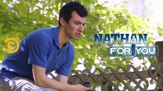 Nathan For You - Petting Zoo Hero