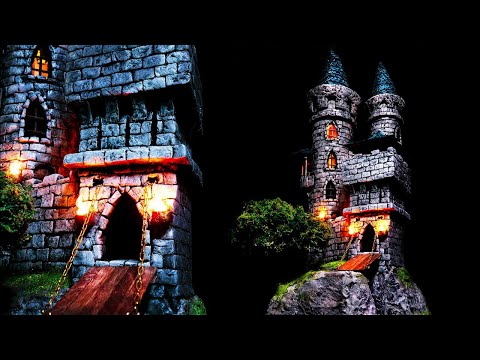 Making an Epic WIZARD Castle Using 2500+ Bricks!