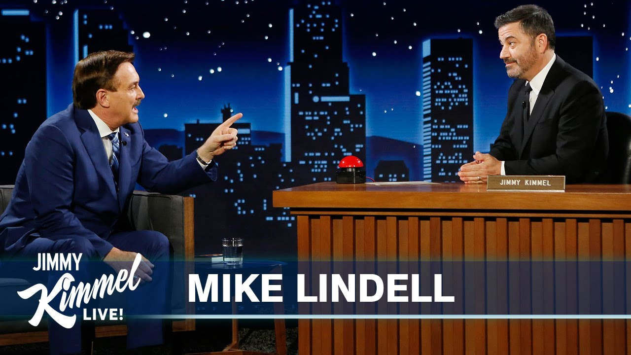 Download Jimmy Kimmel's Interview with Mike Lindell