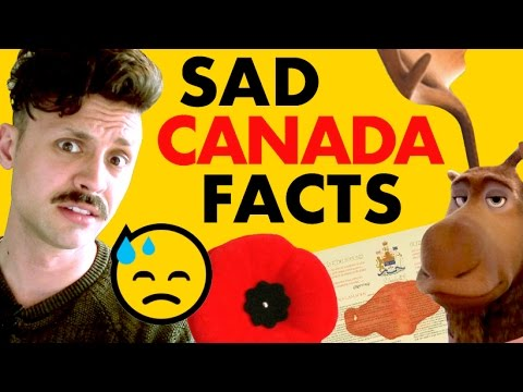 5 Sad Facts About Canada