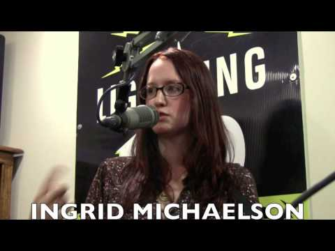 Ingrid Michaelson - Maybe - Live at Lightning 100