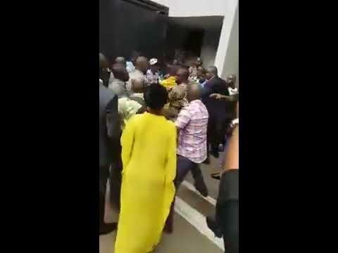 Arrestation du député Ya Touré: Les militants du PDCI venus rendre visite brutalisés par la police