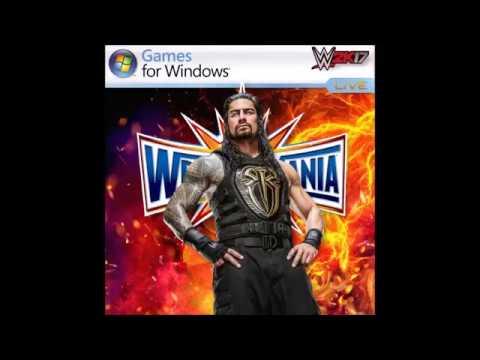 WWE WRESTLEMANIA 33 2K17 - WWE PC GAME & MODS by Anas Al Sayed