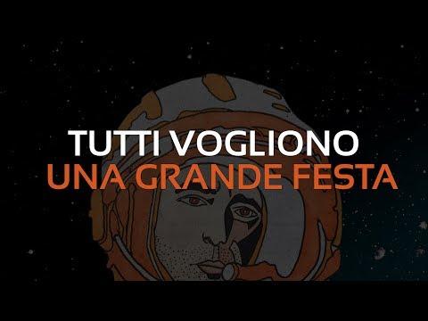 Luca Carboni - Una grande festa (con testo)