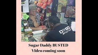 Sugar Daddy Busted