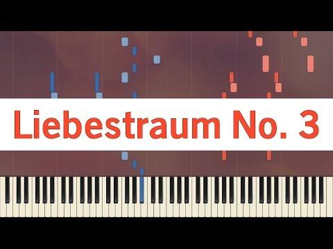 Liebestraum No 3 in Aflat major, S5413  Franz Liszt