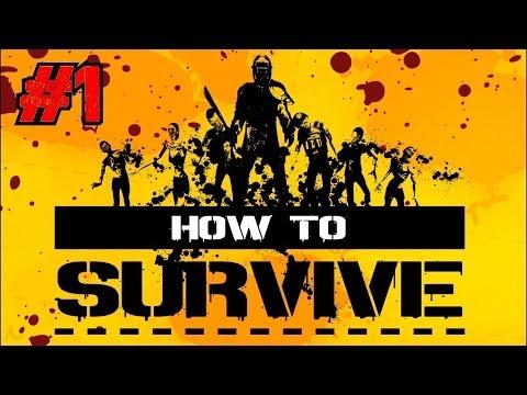 How to Survive Playthrough Ep.1: Abandoned Island? Zombie Apocalypse? No Problemo! |