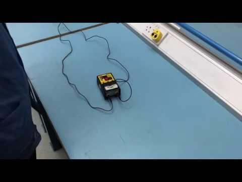 Vermason Analogue Surface Resistance Tester