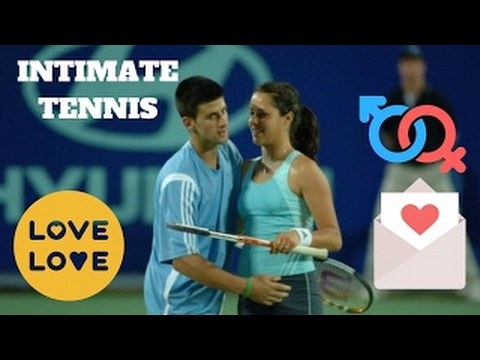 HD Intimate Tennis Moments (Djokovic,Ivanovic,Sharapova,Dimitrov,Kyrgios,Love,Valent