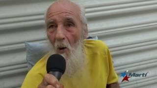 La turística calle Obispo de La Habana muestra su cara menos atractiva