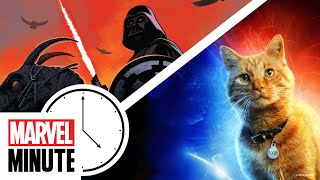 Marvel Studios' Captain Marvel premiere, Darth Vader and more! | Marvel Minute
