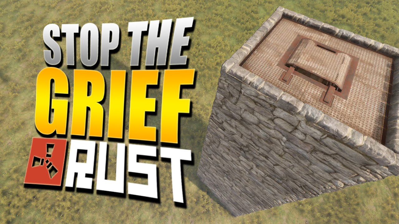 How NOT To Get Your Tool Cabinet Griefed Easily (Rust For Dummies ...