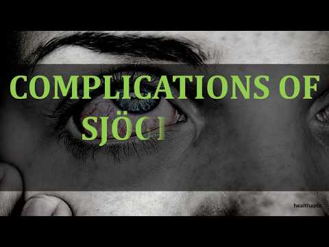 COMPLICATIONS OF SJÖGREN'S SYNDROME