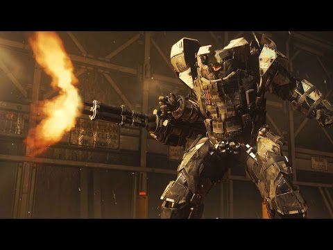 Call Of Duty: Advanced Warfare – 'XS1 Goliath Scorestreak'