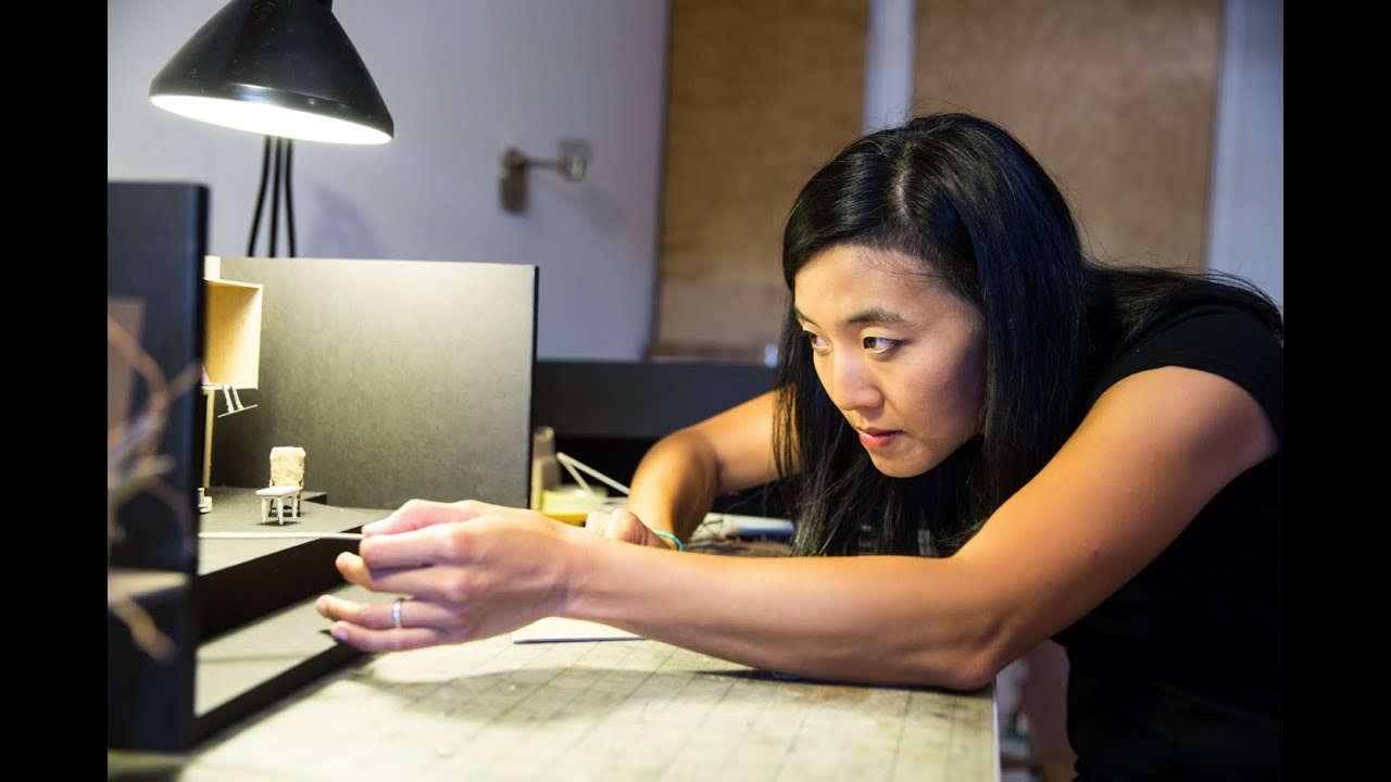 Set Designer Mimi Lien, 2015 MacArthur Fellow - YouTube