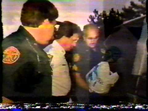 Drug Interdiction on Volusia County roadways in early 1990's Sheriff Robert Vogel