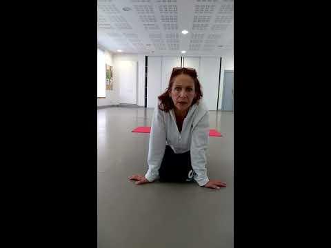 Stretching dos et bras - 10'04