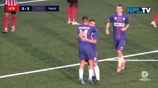 NPL NSW Men's Round 8 – Northbridge Bulls v Manly United