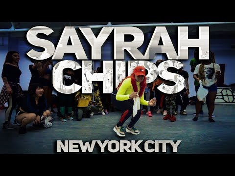 SayRah Choreography - DJ YK instrumental