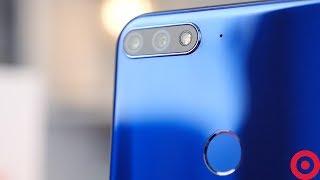 """Это Huawei Y7 Prime 2018 — когда """"премиум"""" за разумные деньги"""