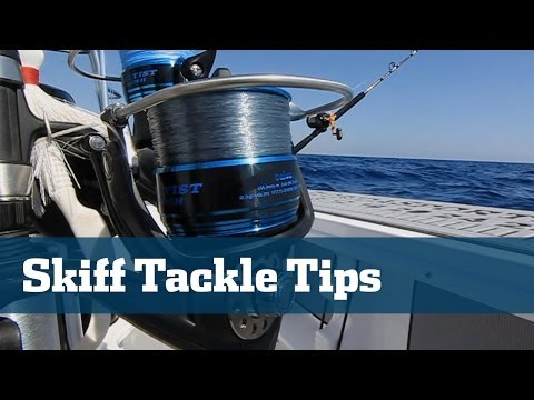Select The Right Tackle For Catching Big Fish From Small Boats