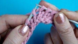 Лицевая петля - Нестандартный метод Урок 27 Вязание спицами Knitting lessson(Нестандартный метод вязания лицевой петли за заднюю стенку петли Подписаться на все новые видео-уроки..., 2013-09-02T09:41:14.000Z)