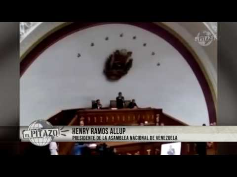 Ramos Allup: Quien está en desacato es Nicolás Maduro