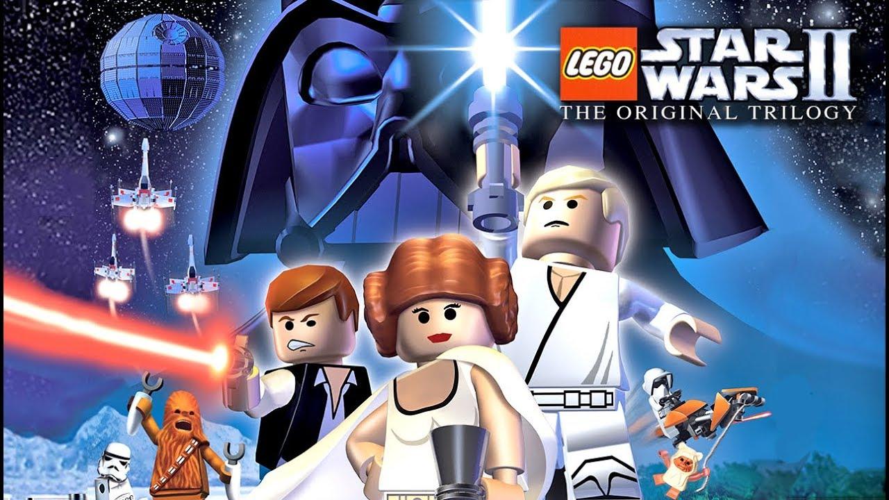 lego star wars 2 game videos