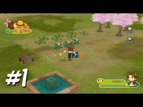 Harvest Moon Animal Parade Bahasa Indonesia (1) Selamat Datang di Kota Harmonika!