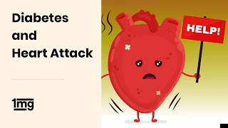 Diabetes and heart attack || expert advice ||dr. dhall (cardiologist)