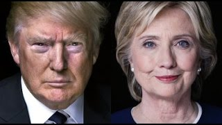 The First Presidential Debate Donald Trump and Hillary Clinton I HD