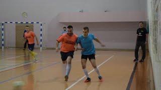 Матчи на кубок Вязниковского района по мини футболу в СОК Чемпион